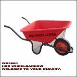 Wb3800 Wheelbarrow für Afrika Market