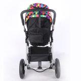 China Baby Trolley Supplier Chariot élévateur haut de gamme avec roues pneumatiques