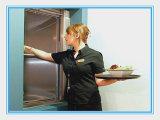 Емкость 300 кг Скорость 0,5 м / с Кухня Высокое качество общественного питания Лифт лифта-купе