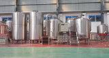 schlüsselfertige Nano Brauerei 500L für BrewPub
