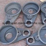 Kundenspezifisches Stahlsand-Gussteil-Getriebe mit der CNC maschinellen Bearbeitung