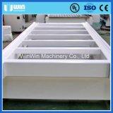 El agua de refrigeración del husillo 3 kW 4,5 kW Madera Piedra CNC máquina de corte