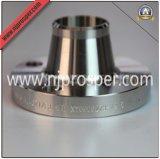 Flange inoxidável da garganta da soldadura de aço (YZF-FZ168)