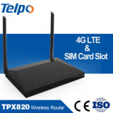 Router de faixa larga duplo 3G do ponto quente de Tr069 e de SNMP WiFi ao ar livre