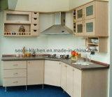 Moderner Melamin-Küche-Schrank (SL-M-25 (3))