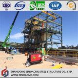 Завод тяжелой рамки стальной структуры минируя