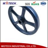 Ferro personalizzato, acciaio, alluminio, parte di metallo di rame del pezzo fuso di sabbia