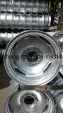 Roue galvanisée par acier pour le matériel de pulvérisation et d'irrigation