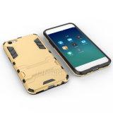 Oppo F1s/A37/A39のためのハイブリッドKickstandの携帯電話カバーケース