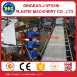 Strato del PVC della decorazione/macchina fabbricazione di marmo d'imitazione/artificiali piatto/della scheda con il rivestimento UV (SJ-80/156)