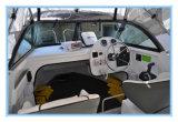 A fábrica fornece o barco de pesca de alumínio de 5.8m com o Targa