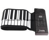 88의 키 (GPU-88M)를 가진 도매 휴대용 접히는 피아노
