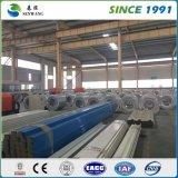 Constructeurs préfabriqués d'acier de construction pour la Chambre de construction d'atelier d'entrepôt