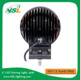 10-80V 9PCS * 5W CREE 45W СИД работая светлое пятно или поток (NSL-4509R-45W)