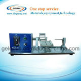 リチウムイオン電池の実験室機械Gn112Aのための半自動巻上げ機械