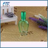 frasco de perfume de vidro do recipiente dos cosméticos 12ml
