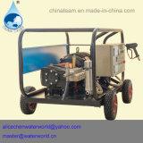 고압 세탁기술자 고압 청소 기계