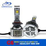 2016년에 새로운 Arrival 9005 LED Auto Headlight Bulbs