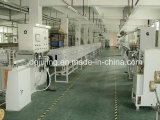 Ligne machine d'extrusion de câble de gel de silicones d'extrusion de câble