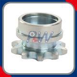 Rodas dentadas Zinc-Plated da transmissão da melhor qualidade