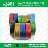 Coaxiale Cable/HDTV Kabel RG6 Transparant met Ce/RoHS