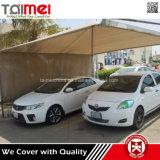 Wüsten-Sand-Farbton-Netz der Qualitäts-325GSM für Auto-Parken
