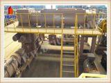 機械を作る真空の押出機のブロック