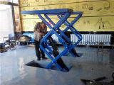 Good in sotterraneo Quality Scissor Car Lift con Ce