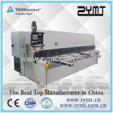 Hydraulische /Hydraulic van de Scheerbeurt van de Straal van de Schommeling (QC12K-8*4000) Scherpe Machine met de Certificatie van Ce en van ISO