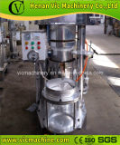 Integrierte hydraulische Olive, Kokosnuss, Sesamöl, das Maschine herstellt