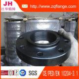 Le matériau de bride de pipe de Spt est P250gh