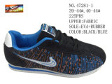 No 47281 ботинки ткани ботинок спорта Stock