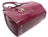 Borse del cuoio di sconto delle borse delle borse di vendite delle donne di cuoio di modo Nizza