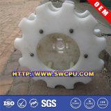 Engranaje de acero interno del engranaje helicoidal plástico