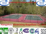 con Itf, SGS, RoHS Pista de tenis al aire libre estándar de enclavamiento Deportes Suelo