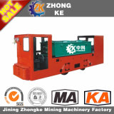 Ccg 5 / 6p Mining Anti-Explosive Electrical Battery Locomotive