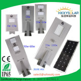 25W Solar Street Light con Bridgelux Chip