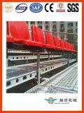 Outdoor de aço Bleacher Seating System com Demountable Design