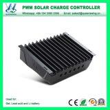 12V / 24V 30A PWM المسؤول للطاقة الشمسية وحدة تحكم مع شاشة LCD (QWP-SR-HP2430A)