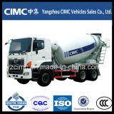 Camion de mélangeur concret des mètres cubes 336HP 6X4 de Sinotruk HOWO 9/camion lourd de mélangeur de ciment