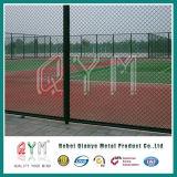 Frontière de sécurité de maillon de chaîne pour la frontière de sécurité de maillon de chaîne de court de tennis/cour de jeu
