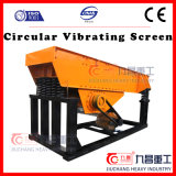 Hohe Leistungsfähigkeit Ya Serien-vibrierender Kreisbildschirm für Bergbau