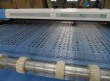 Кожаный автомат для резки лазера ткани ткани с автоматической подавая системой