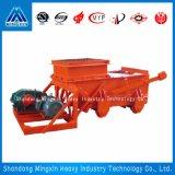 Série de K que Reciprocating o alimentador de carvão