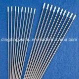 Électrode de tungstène pour la soudure à l'arc électrique d'argon de TIG