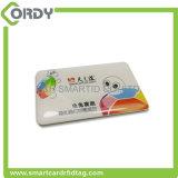 125kHz/13.56MHz pequeña etiqueta de epoxy del PVC NFC