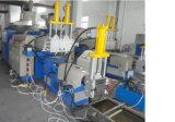Flocos automáticos do PE dos PP que recicl a máquina
