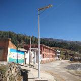 Lámpara solar del jardín del alto brillo LED