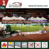de Tent van de Veelhoek van 18X36m voor De Piste van de Vleet van de Piste van het Ijs van de Dekking van het Badminton/van de Tennisbaan van de Sporthal