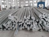 Galvanizd Electric 69kv 25FT 30FT 35FT Steel Pole